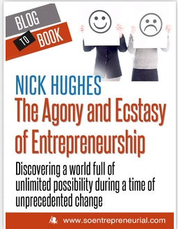 Agony and Ecstacy of Entrepreneurship